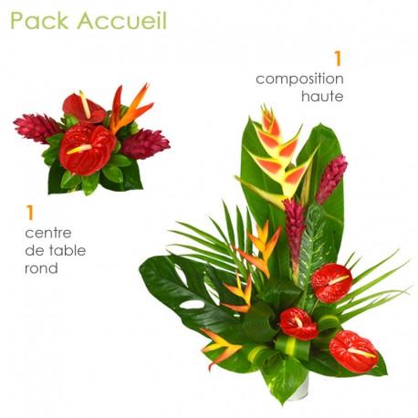 Pack Accueil