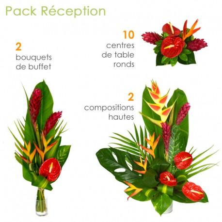 Pack Réception