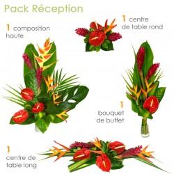 Pack Réunion