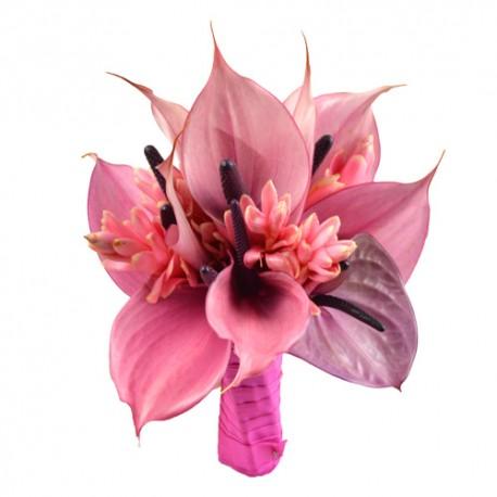Bouquet de mariée Khimaira
