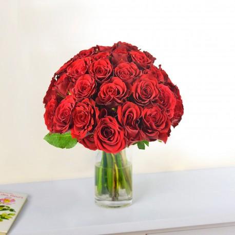 bouquet de roses rouges plantationmacintosh. Black Bedroom Furniture Sets. Home Design Ideas