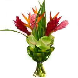 Bouquet hommage