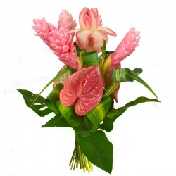 Bouquet Pensée